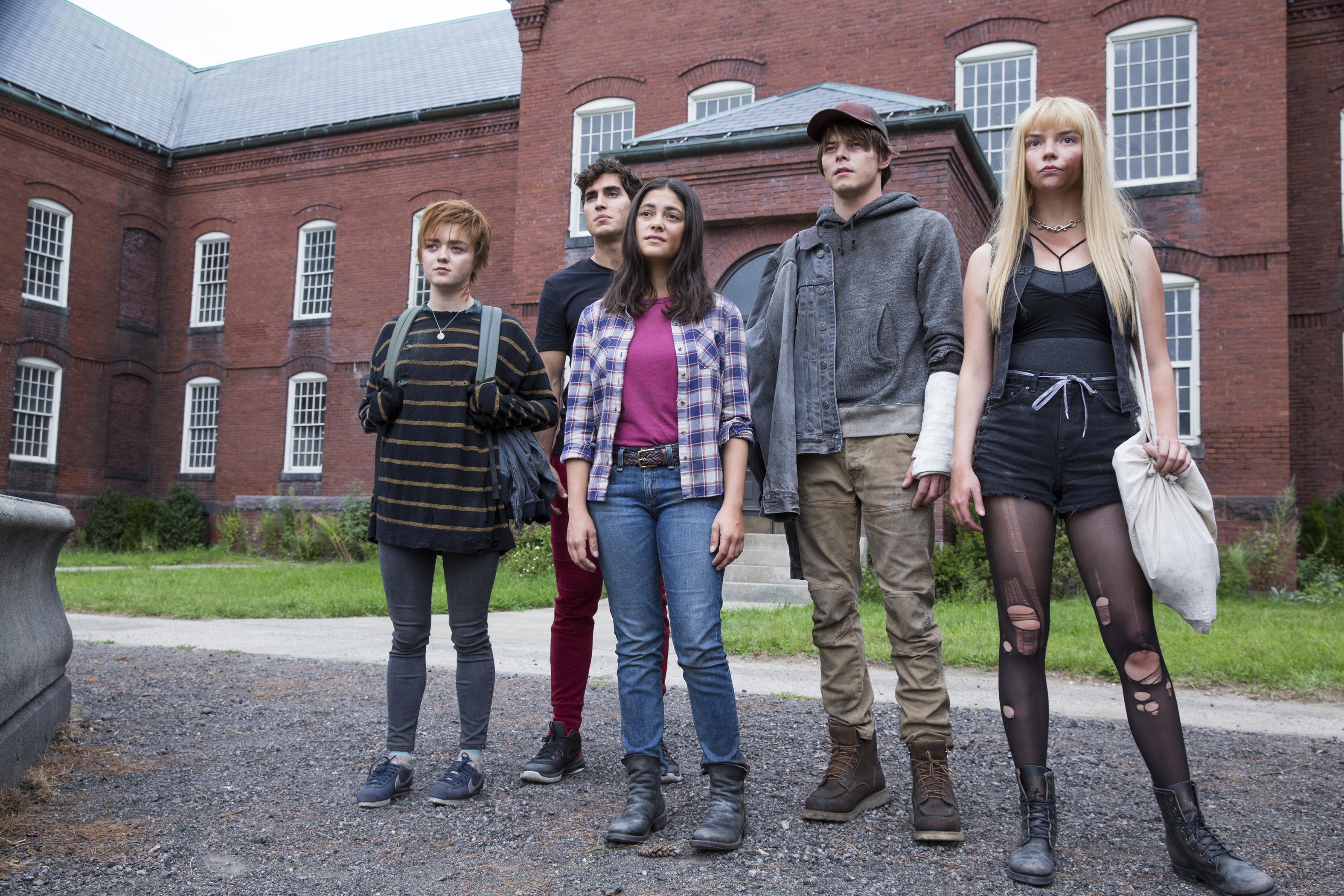 'The New Mutants' finally hits theaters, but without much fanfare (or reviews)