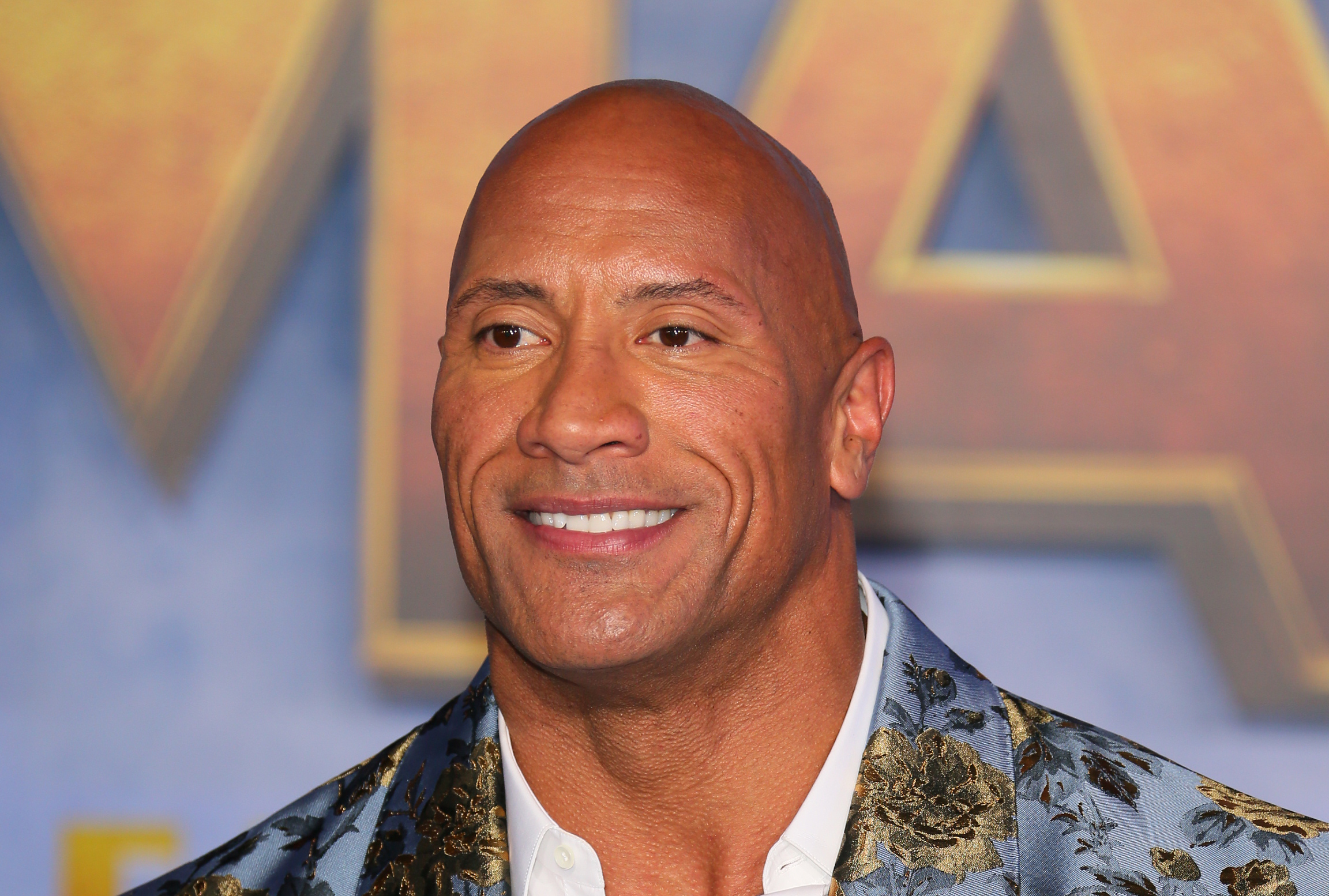 The Rock, in a towel, sings ultimate hand-washing song for 'Moana' fans