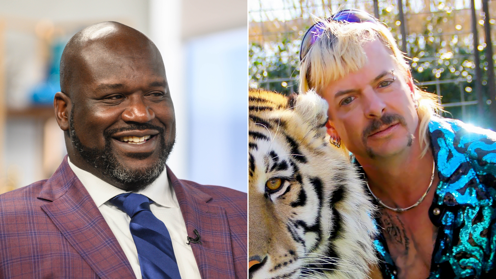 'Tiger King:' Shaquille O'Neal explains his cameo
