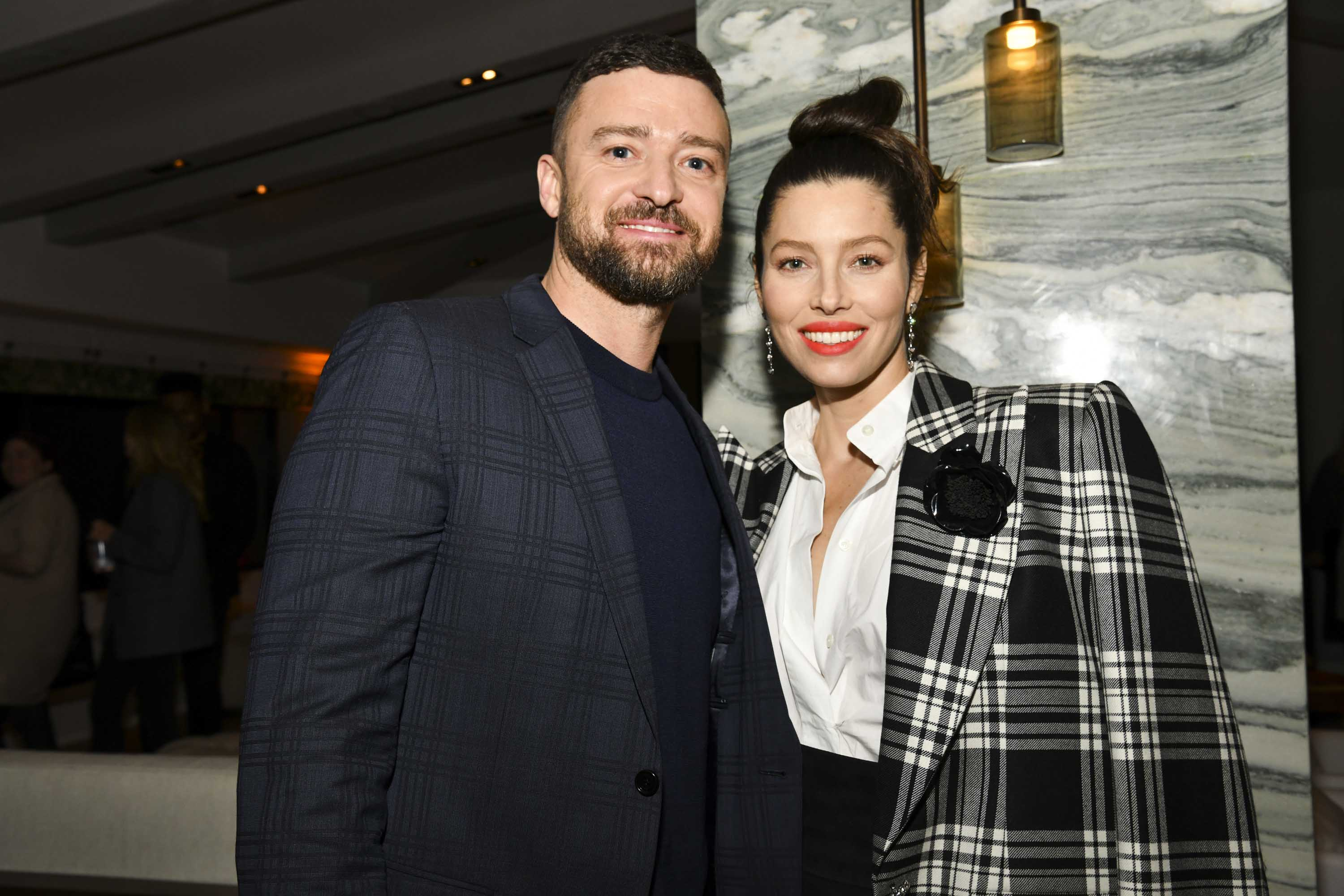 Justin Timberlake doesn't want to be 'weirdly private' about his kids