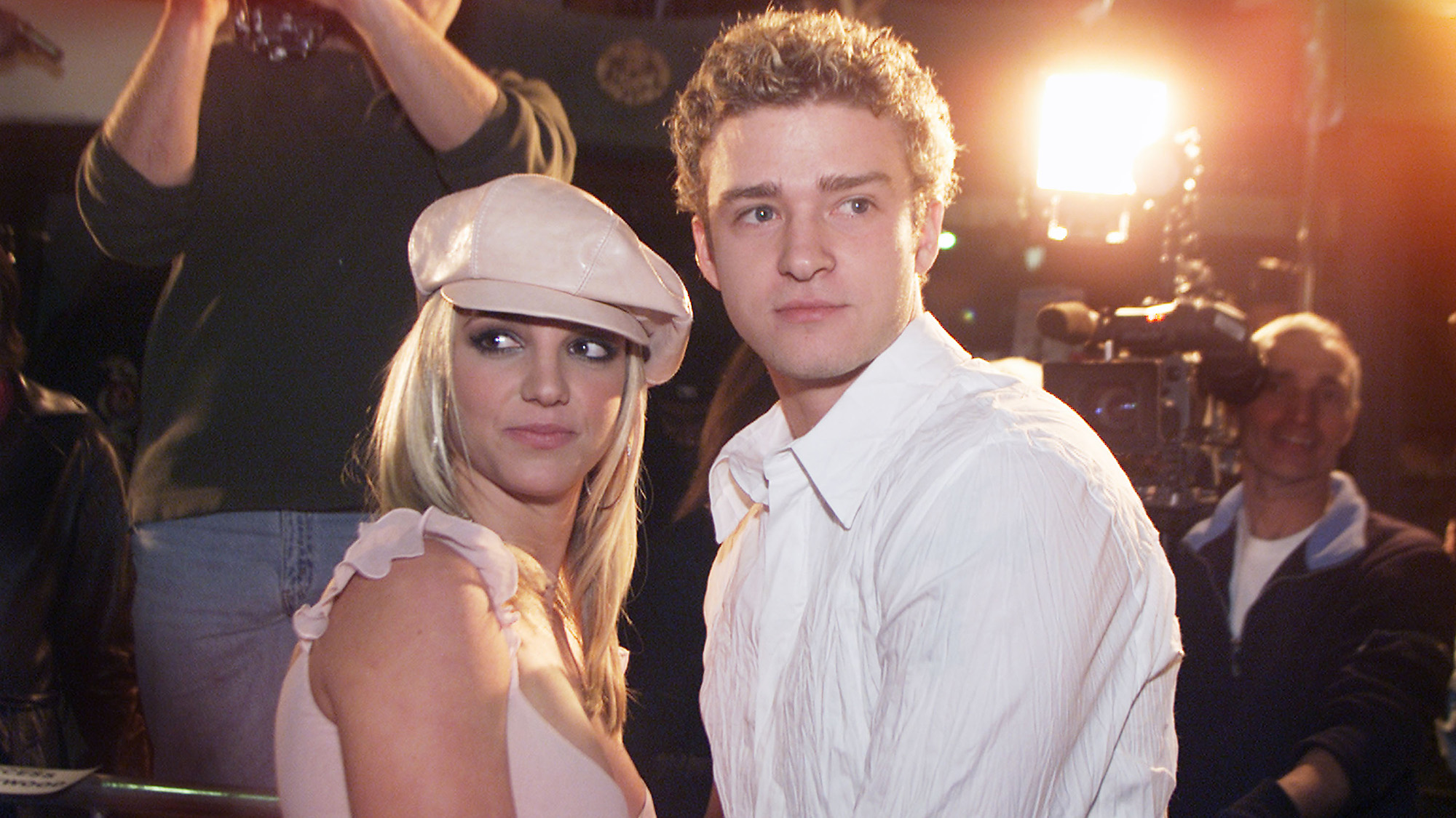 Justin Timberlake: 'After what we saw today, we should all be supporting Britney at this time'