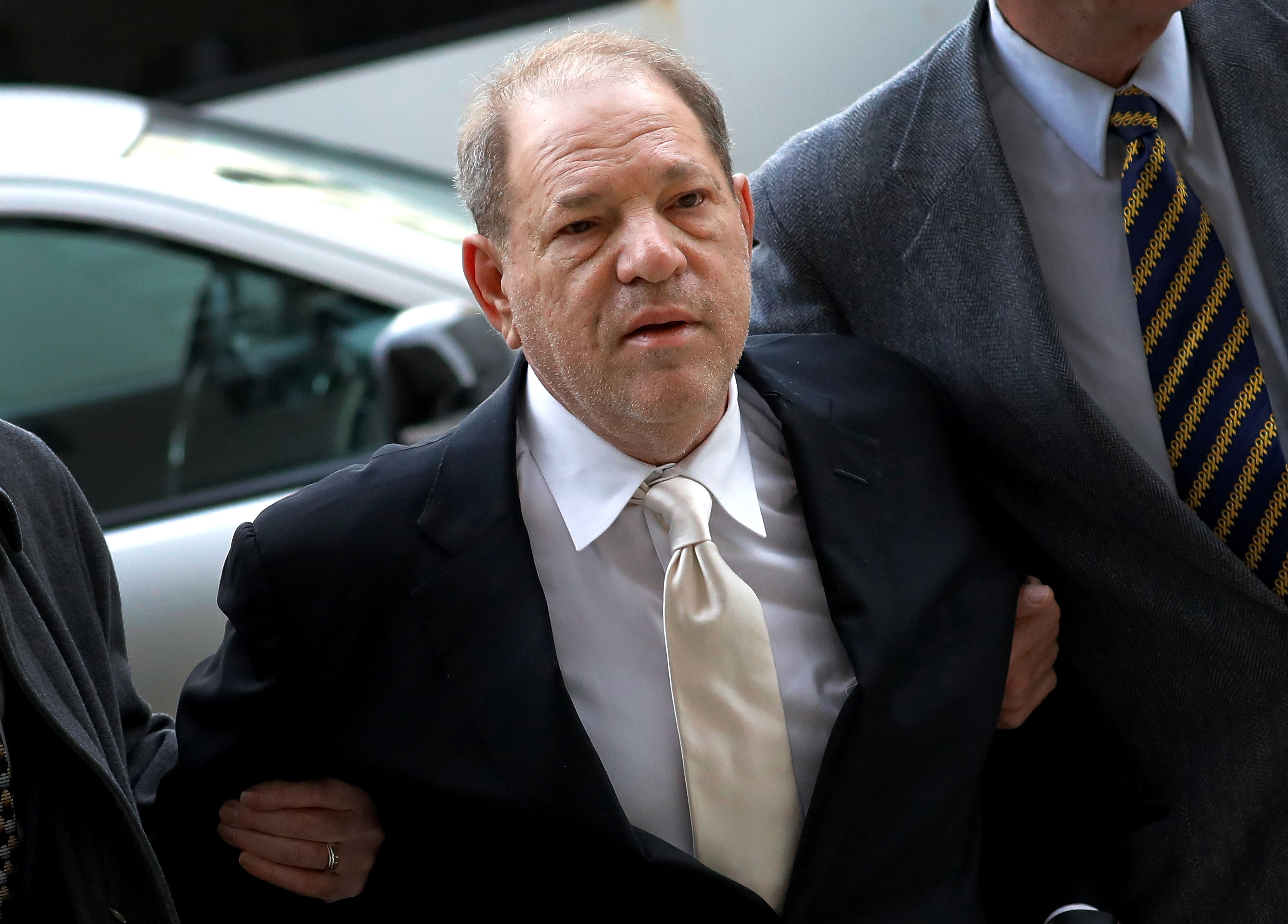 Time's Up says Weinstein verdict 'marks a new era of justice'