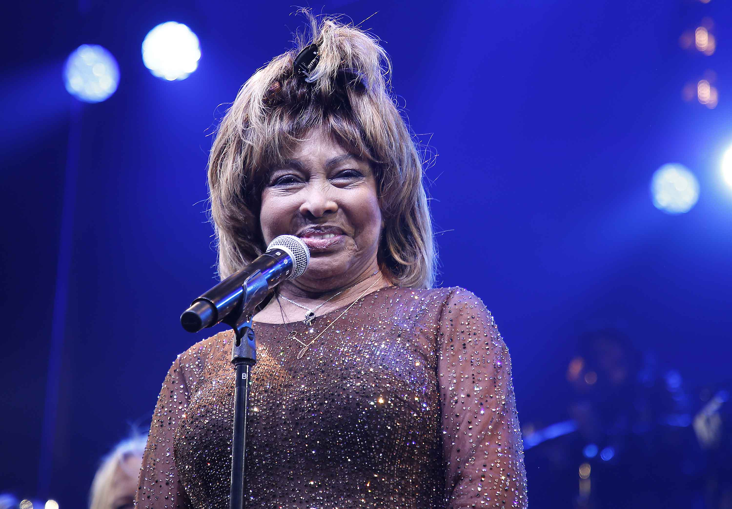 Tina Turner comes out of retirement with a remix of 'What's Love Got To Do With It?'