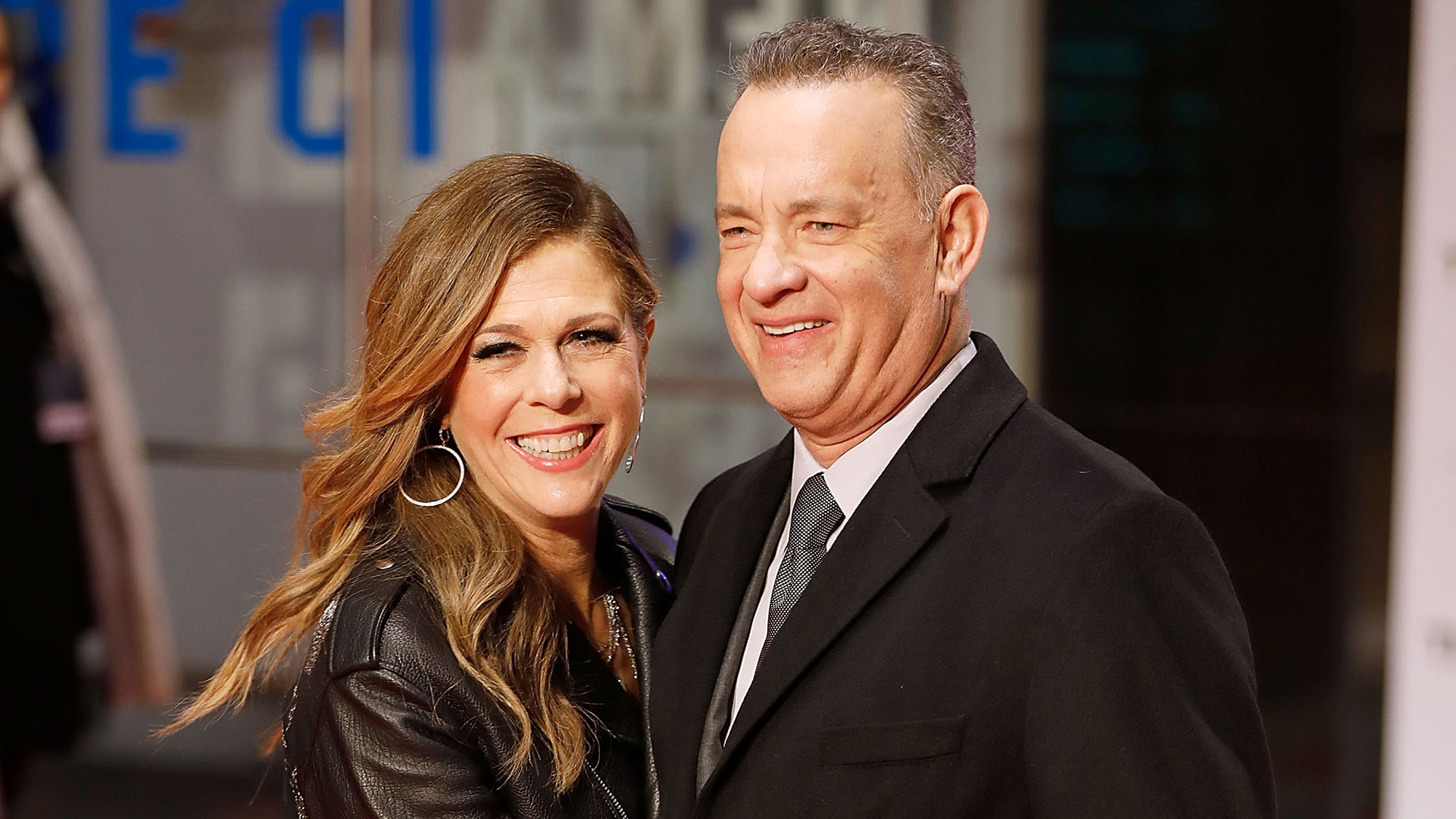 Tom Hanks and Rita Wilson are back in the United States after coronavirus quarantine
