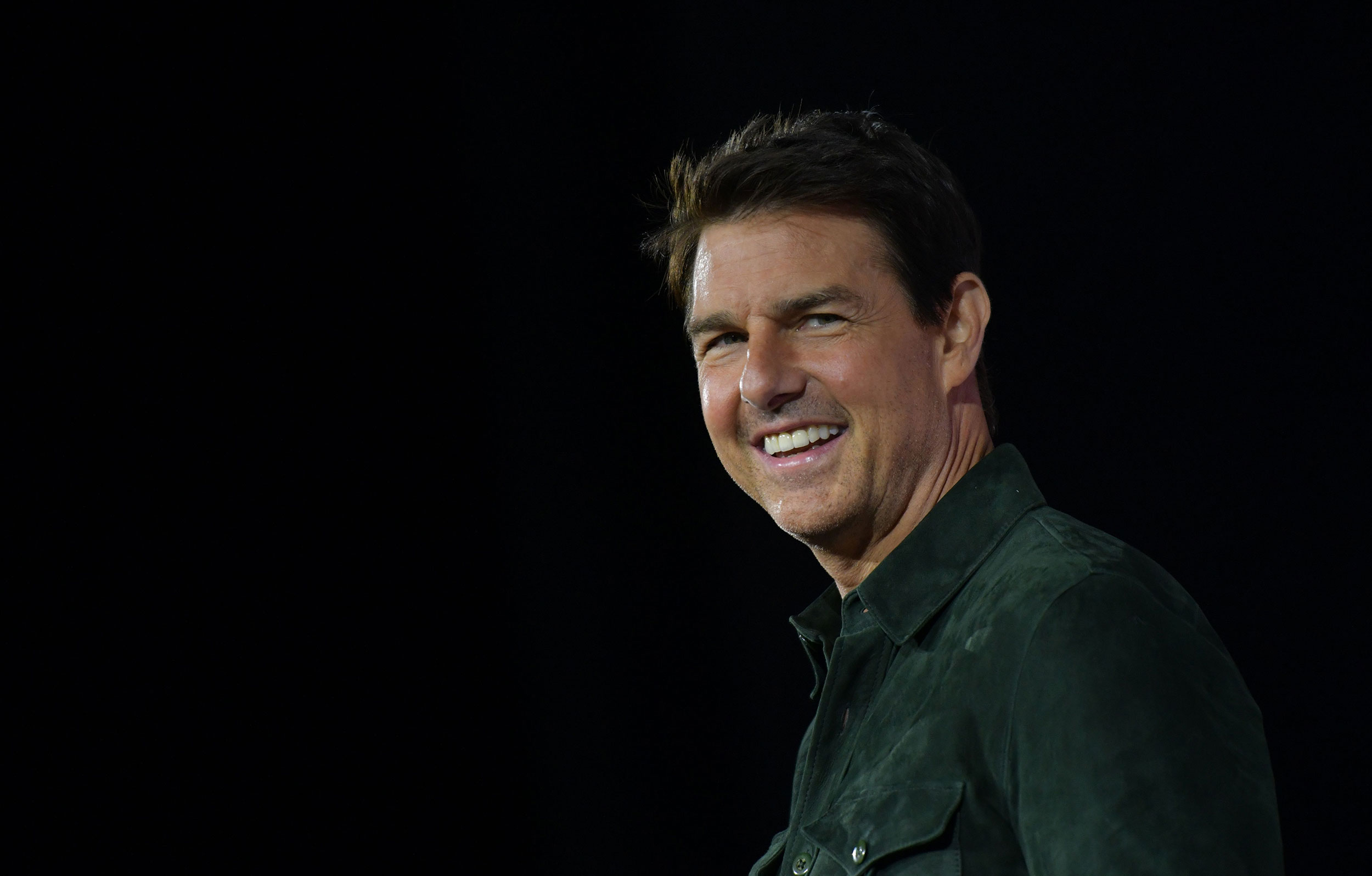 Tom Cruise, star of many movies, goes back to the movies