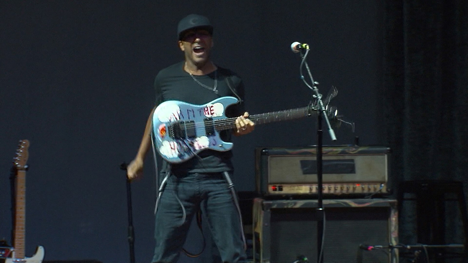Rage Against the Machine's Tom Morello seeking help to get female guitar students out of Afghanistan