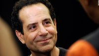 Tony Shalhoub once drove Bill Murray around in a cab