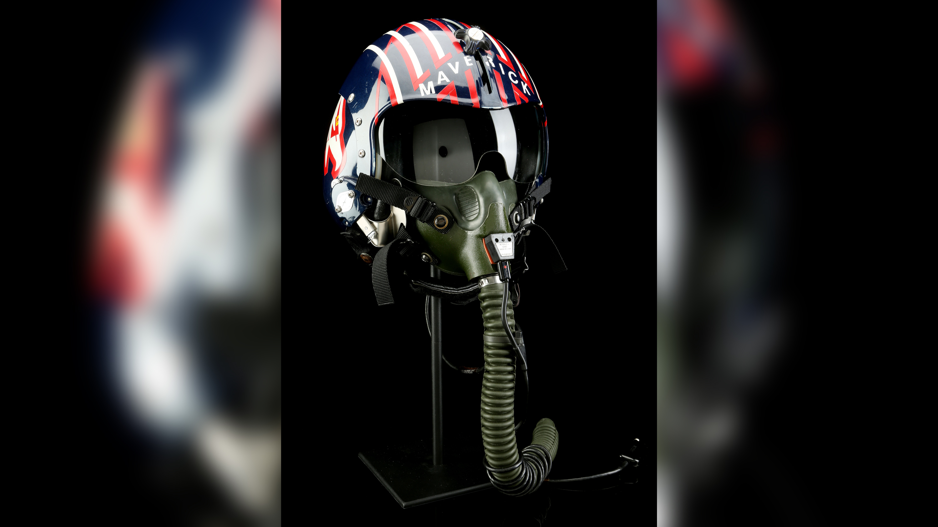 You can buy a Tom Cruise 'Top Gun' helmet, but it will set you back more than $65,000
