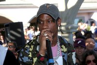 3 injured in a stampede to get into rapper Travis Scott's music festival