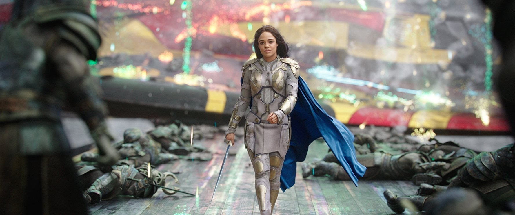 Valkyrie is now the first LGBTQ Marvel movie superhero, but she's been bi forever