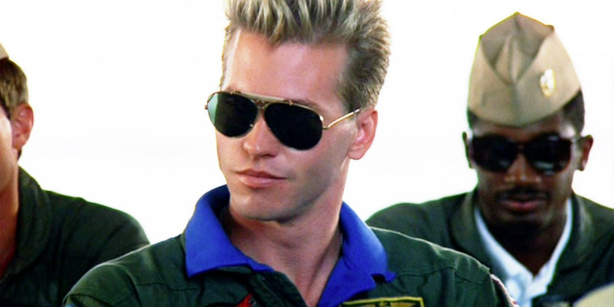 If Val Kilmer is in 'Top Gun: Maverick,' what's the deal with the trailer?
