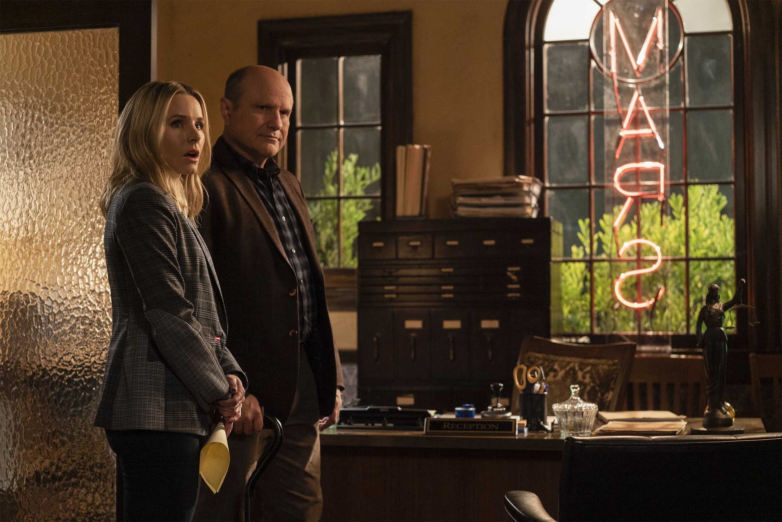 'Veronica Mars' creator discusses a potential Season 5