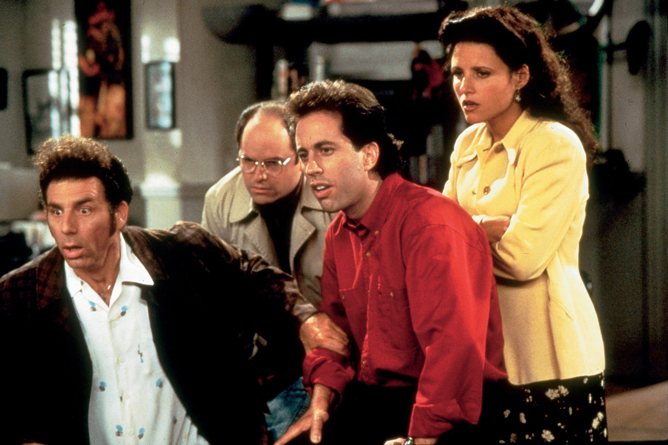 'Seinfeld' moving from TBS to Viacom, not that there's anything wrong with that