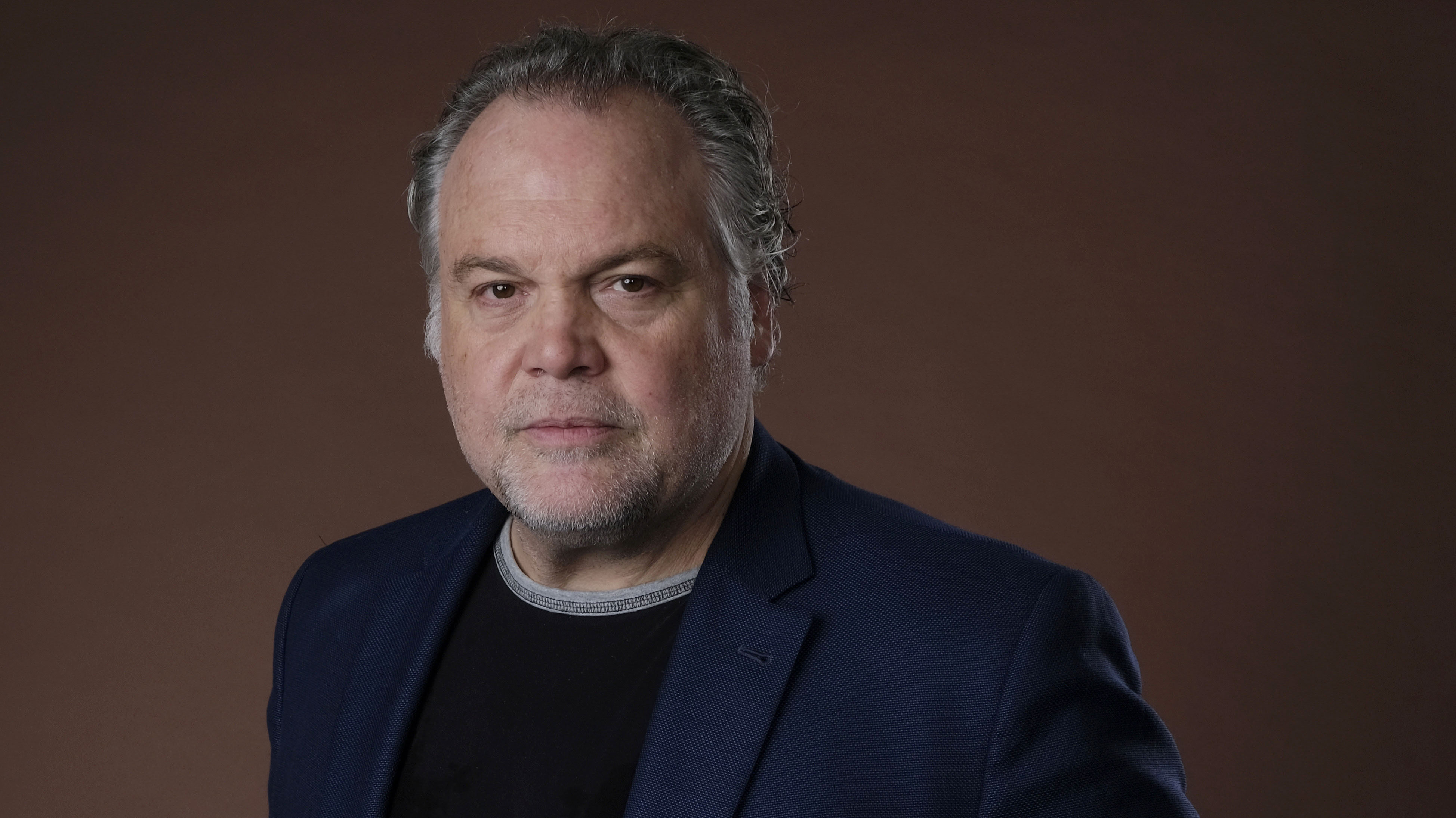 Vincent D'Onofrio shares a glimpse inside his mind in new book of musings