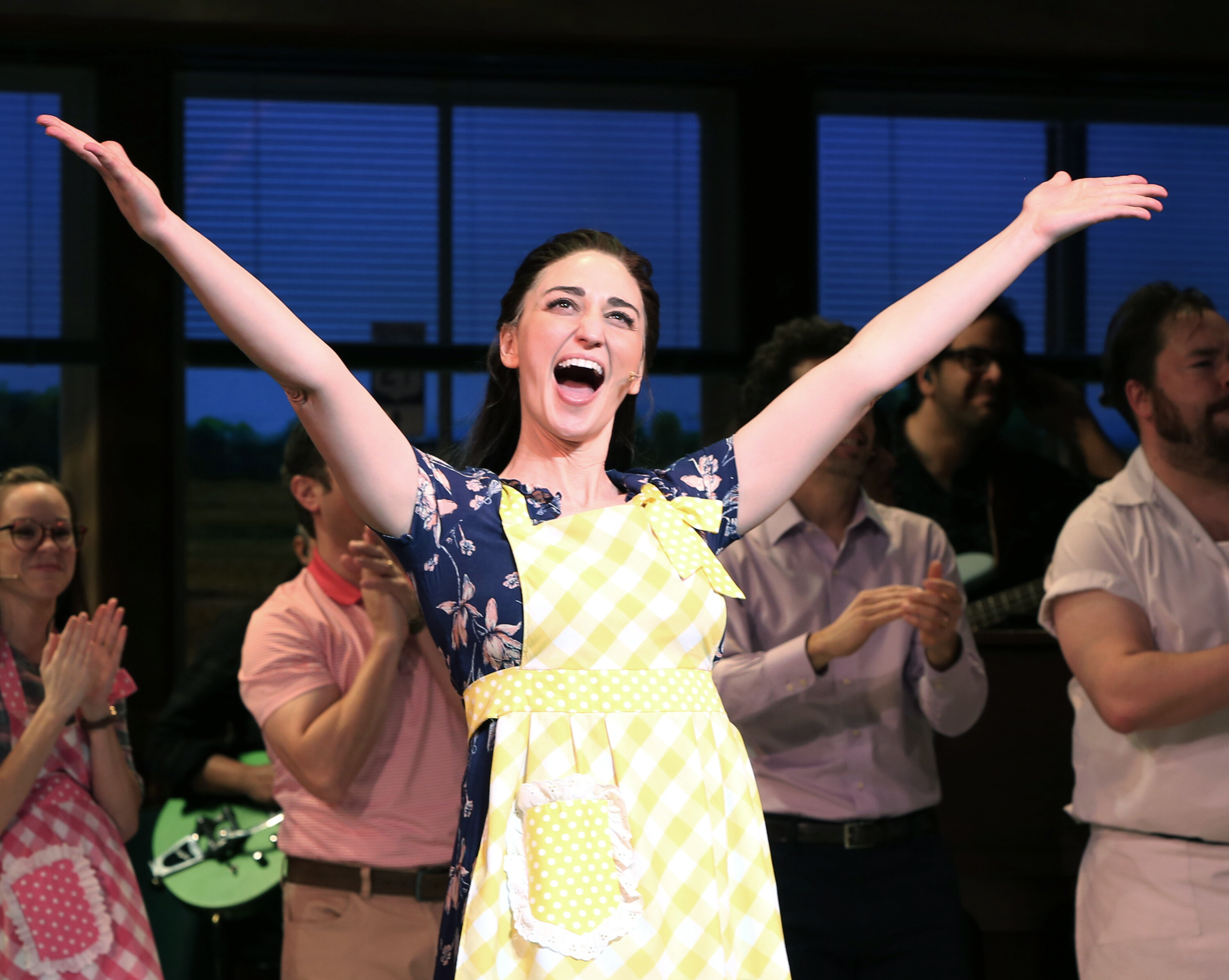 'Waitress' will return to Broadway with Sara Bareilles as lead