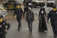 'Watchmen' HBO series presents its own Rorschach test