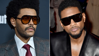 The Weeknd accuses Usher of copying his style