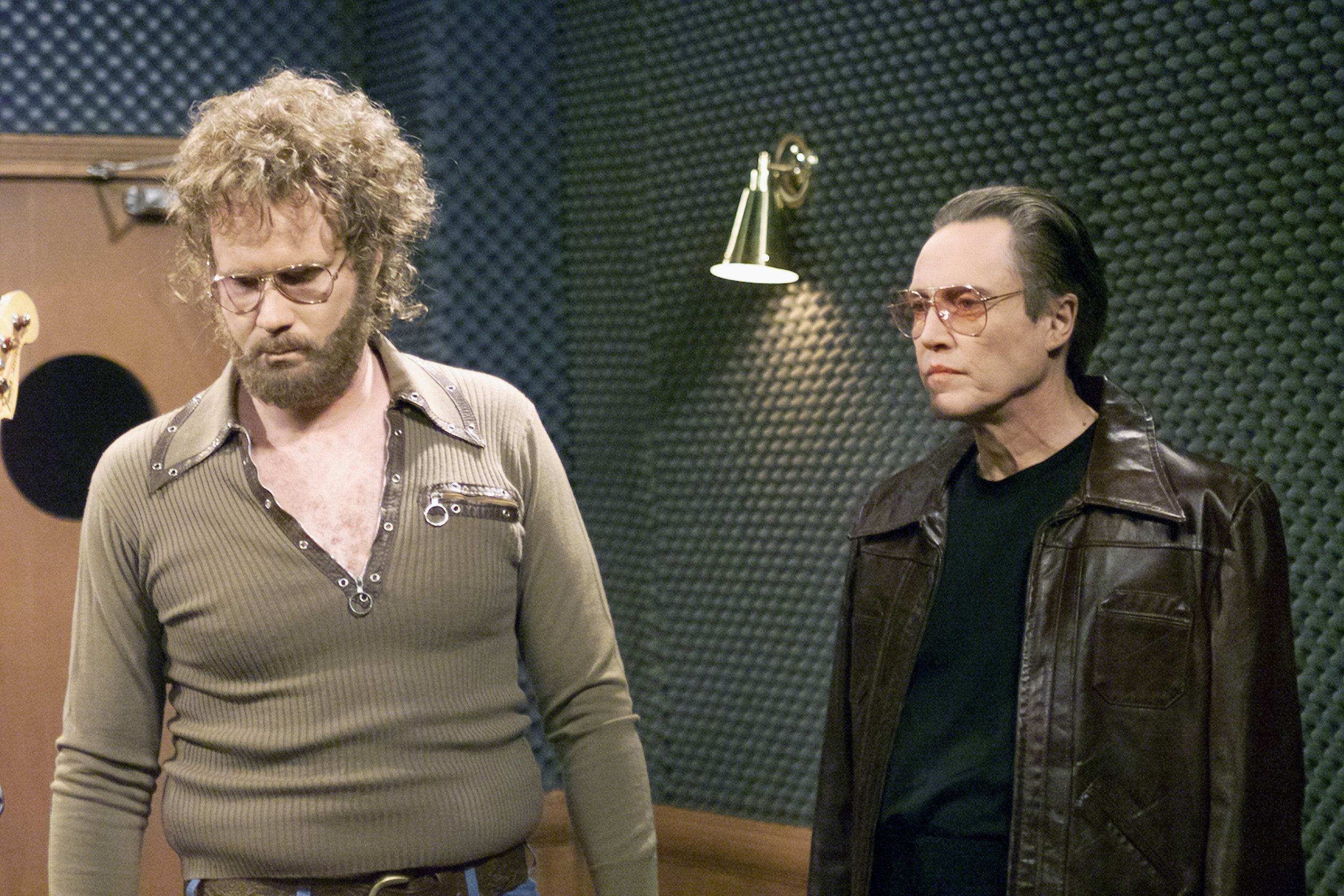 Christopher Walken couldn't escape popularity of 'SNL' cowbell sketch, according to Will Ferrell