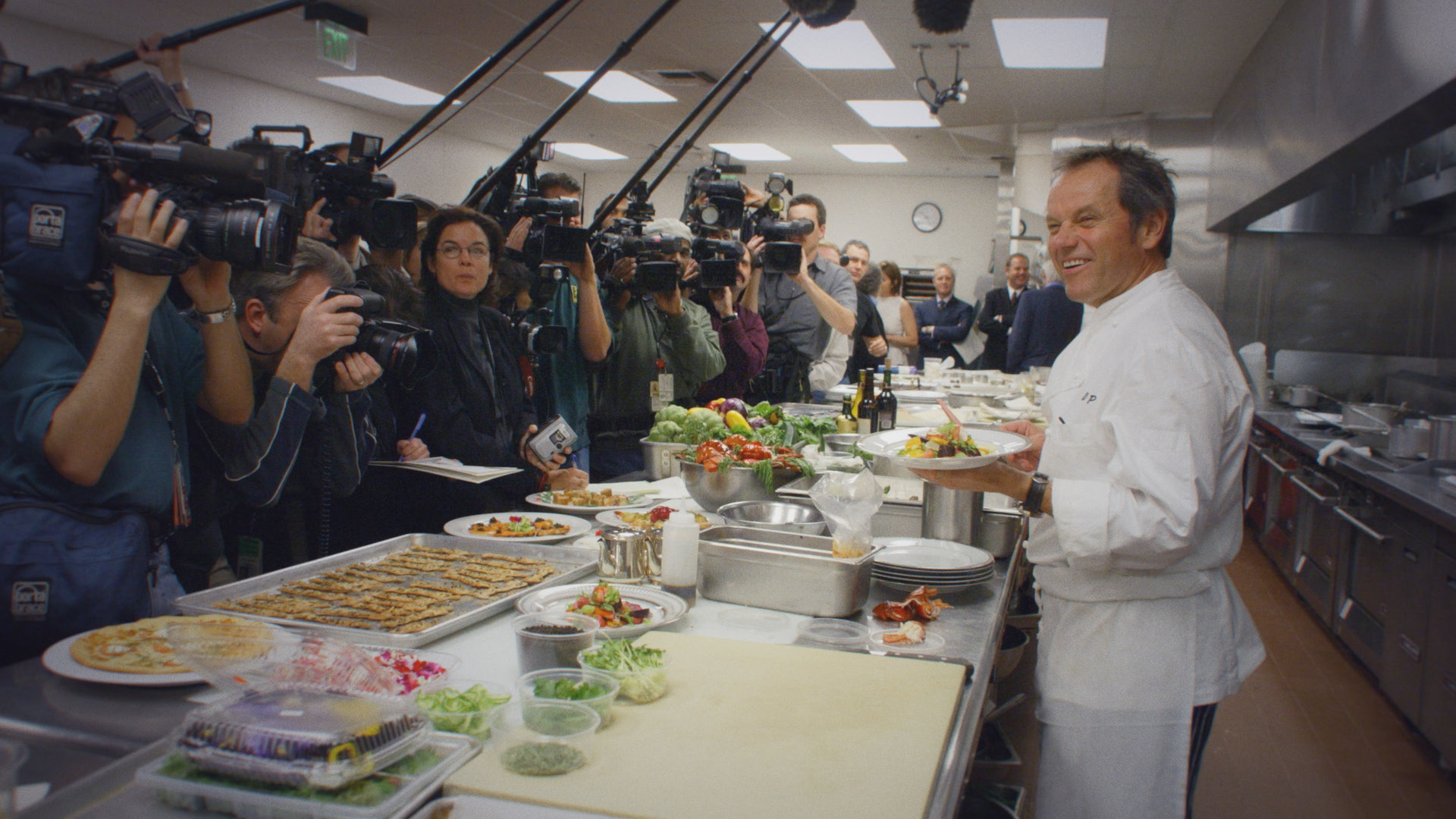 'Wolfgang' serves the dish on how Wolfgang Puck created the celebrity chef