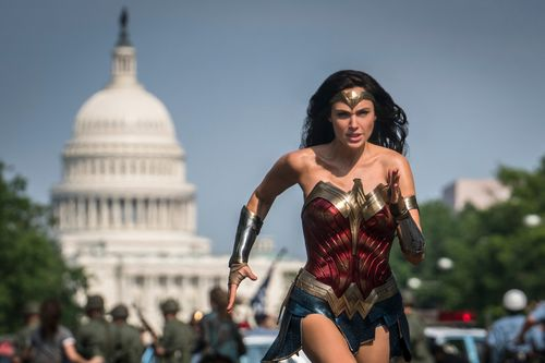 Image for 'Wonder Woman' vs. 'Soul': 2020's biggest blockbuster battle is on streaming