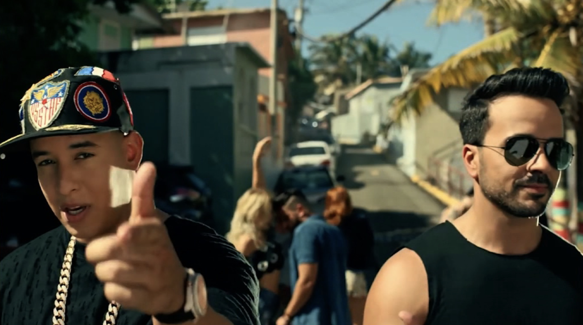 YouTube's list of the most viewed music videos of the decade will have you humming 'Despacito'
