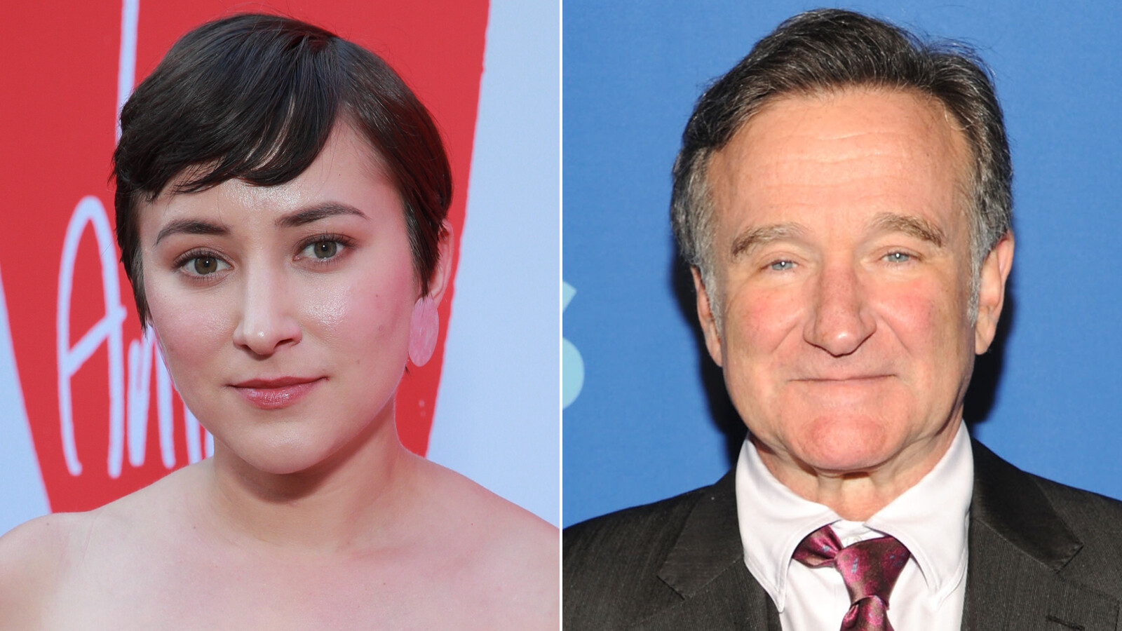 Zelda Williams wants people to stop sending Robin Williams impersonation video to her