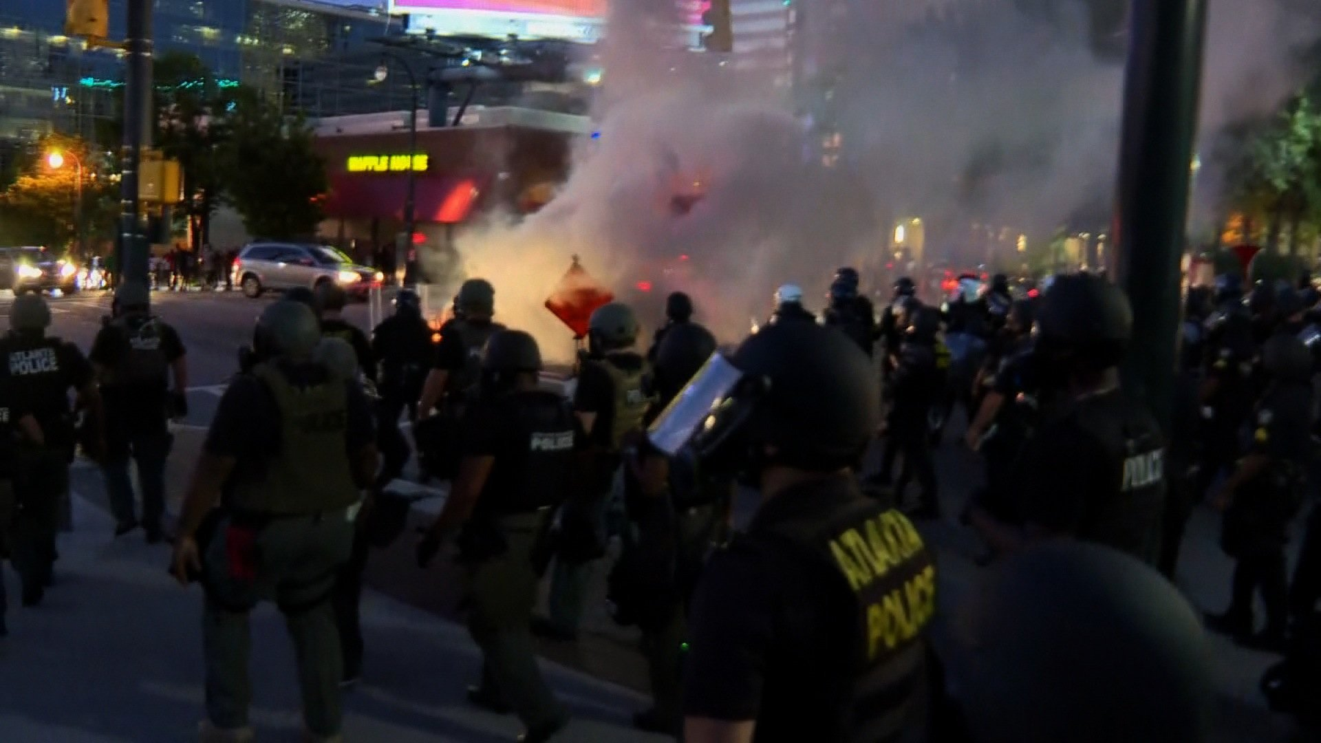 What protesters say is fueling their anger