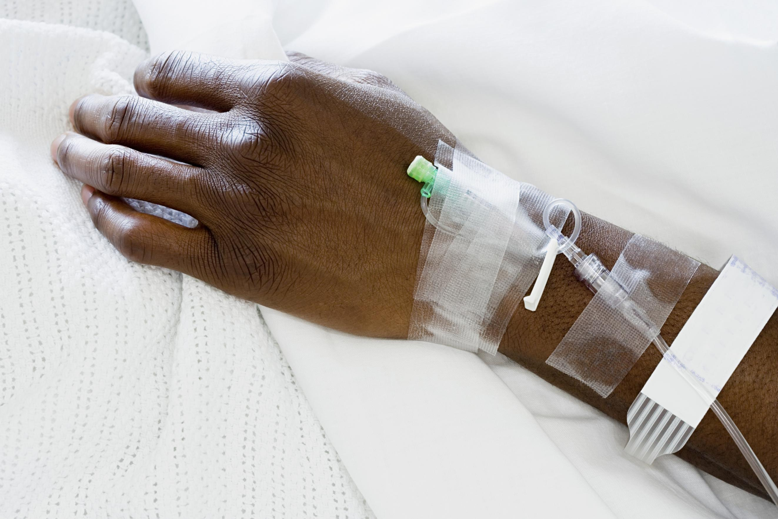 Black adults report bias in health care at higher rates than White and Latino people, study finds
