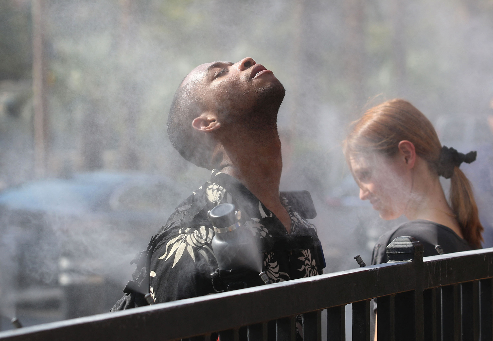 This is what happens to your body during extreme heat