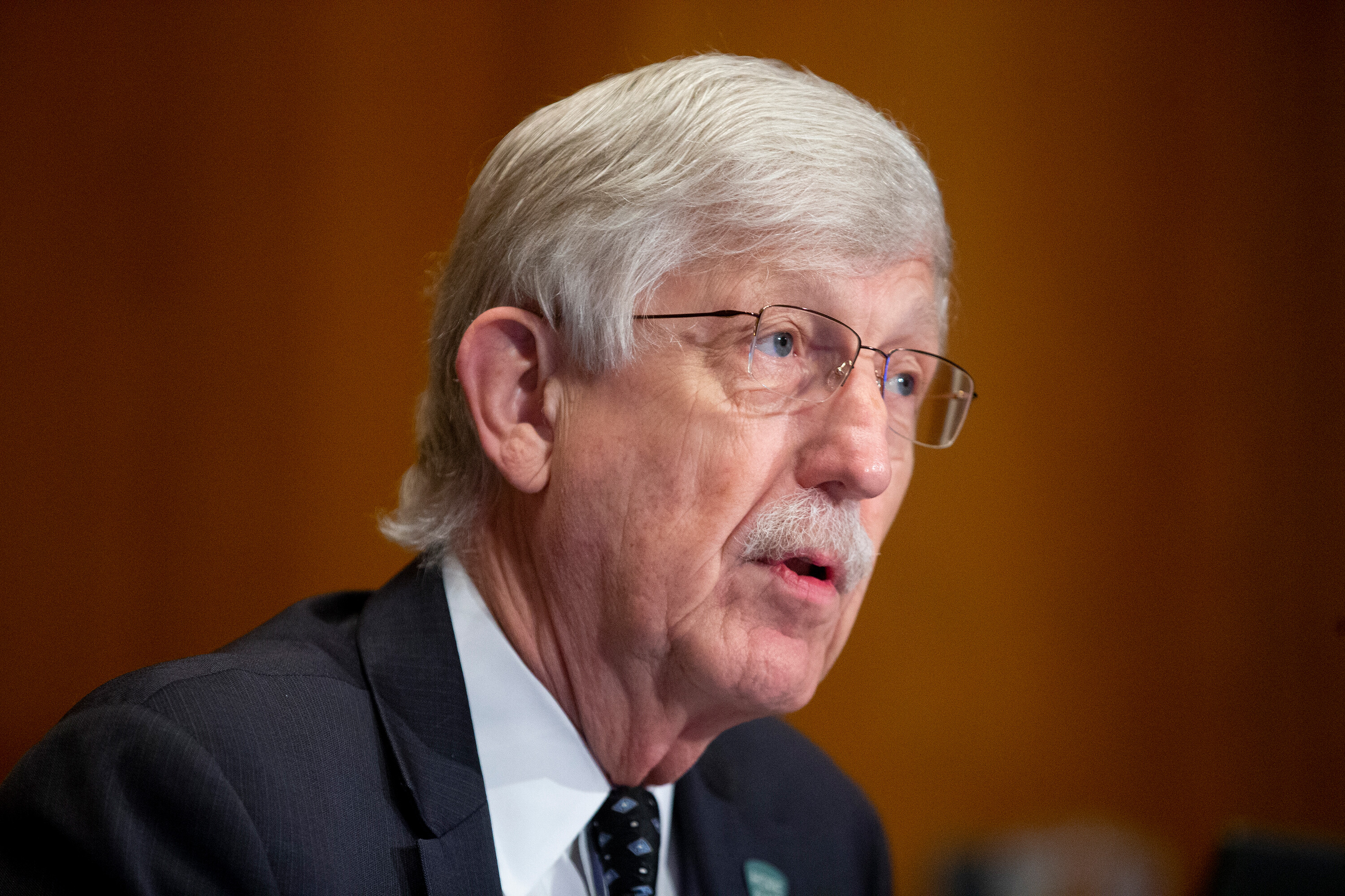 Dr. Francis Collins to step down as head of NIH