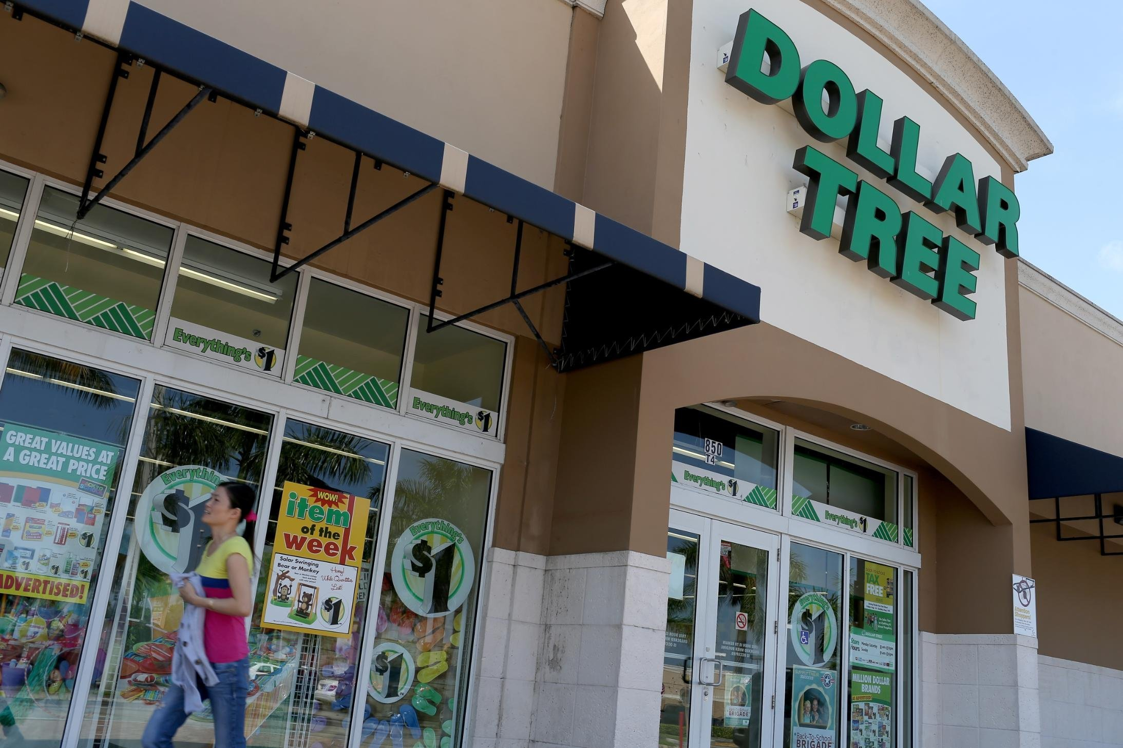 FDA issues warning to Dollar Tree about selling 'potentially unsafe drugs'