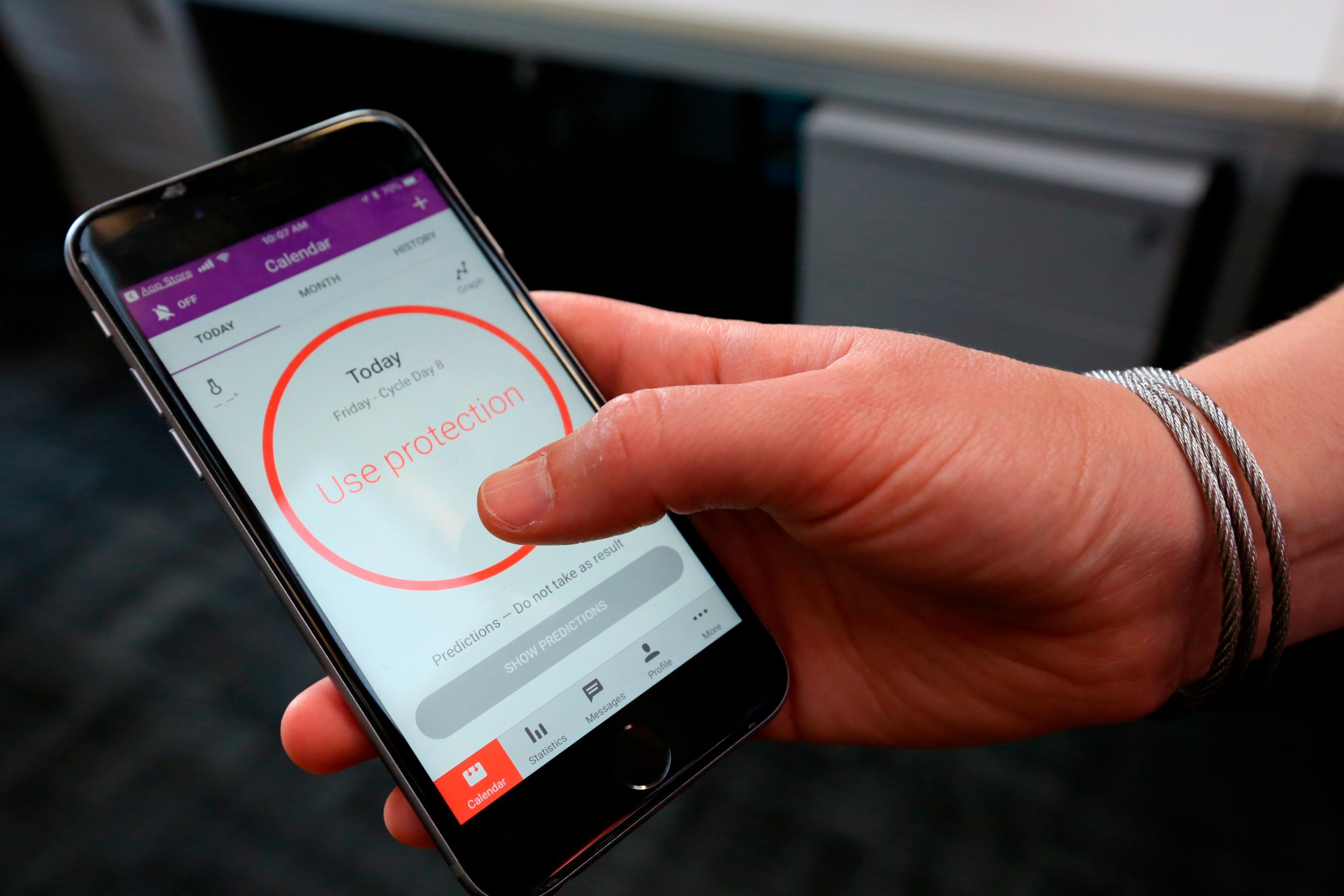 Fertility apps can be 'misleading' for women, review finds