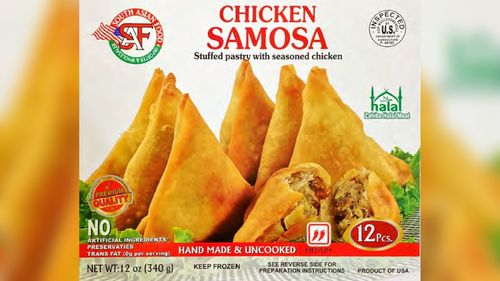 Image for The USDA issues health alerts for some beef stock, samosas and tamales
