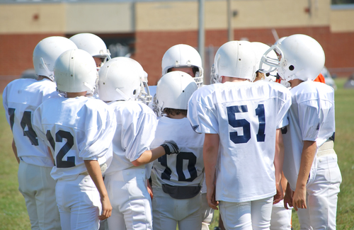 Image for As fewer kids played football, hospitals saw a big drop in ER visits