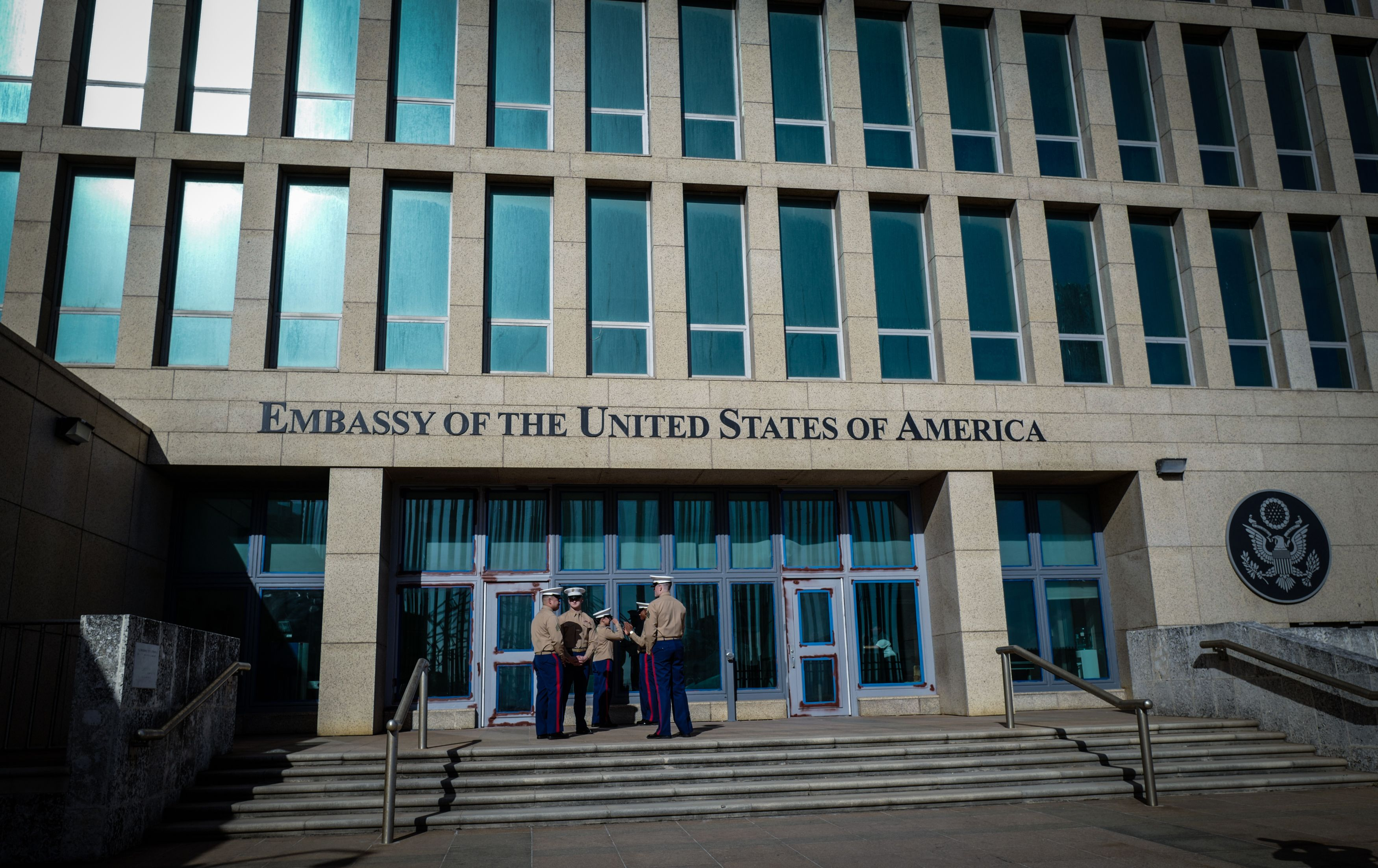 'Sonic attacks' suffered by US diplomats likely caused by microwave energy, government study says