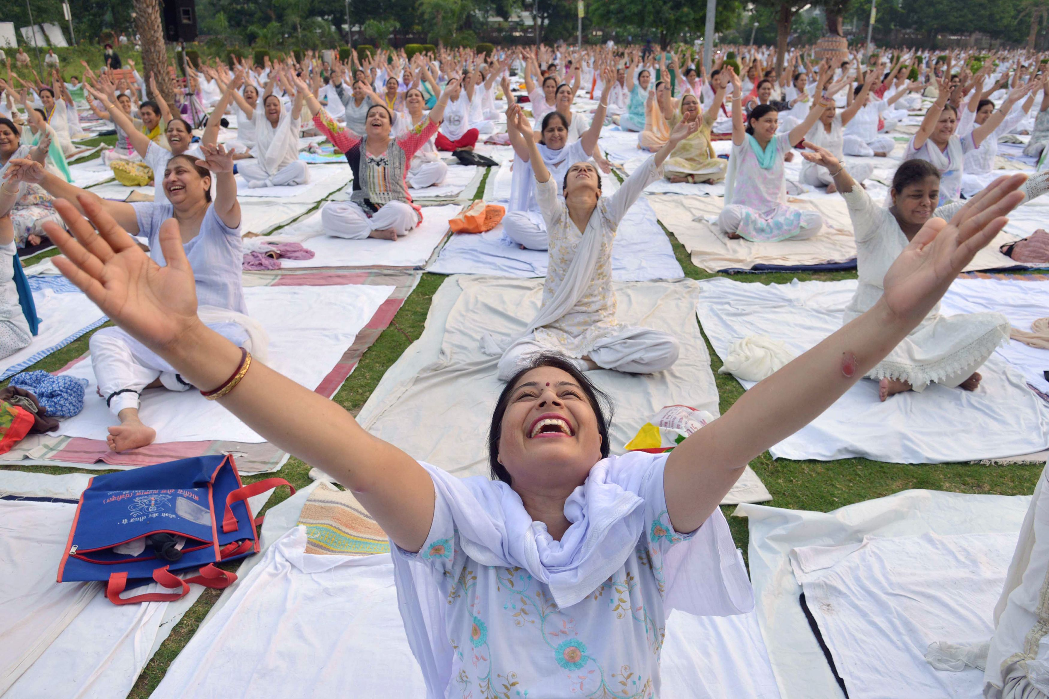 International Day of Yoga 2021: Find the path to your well-being