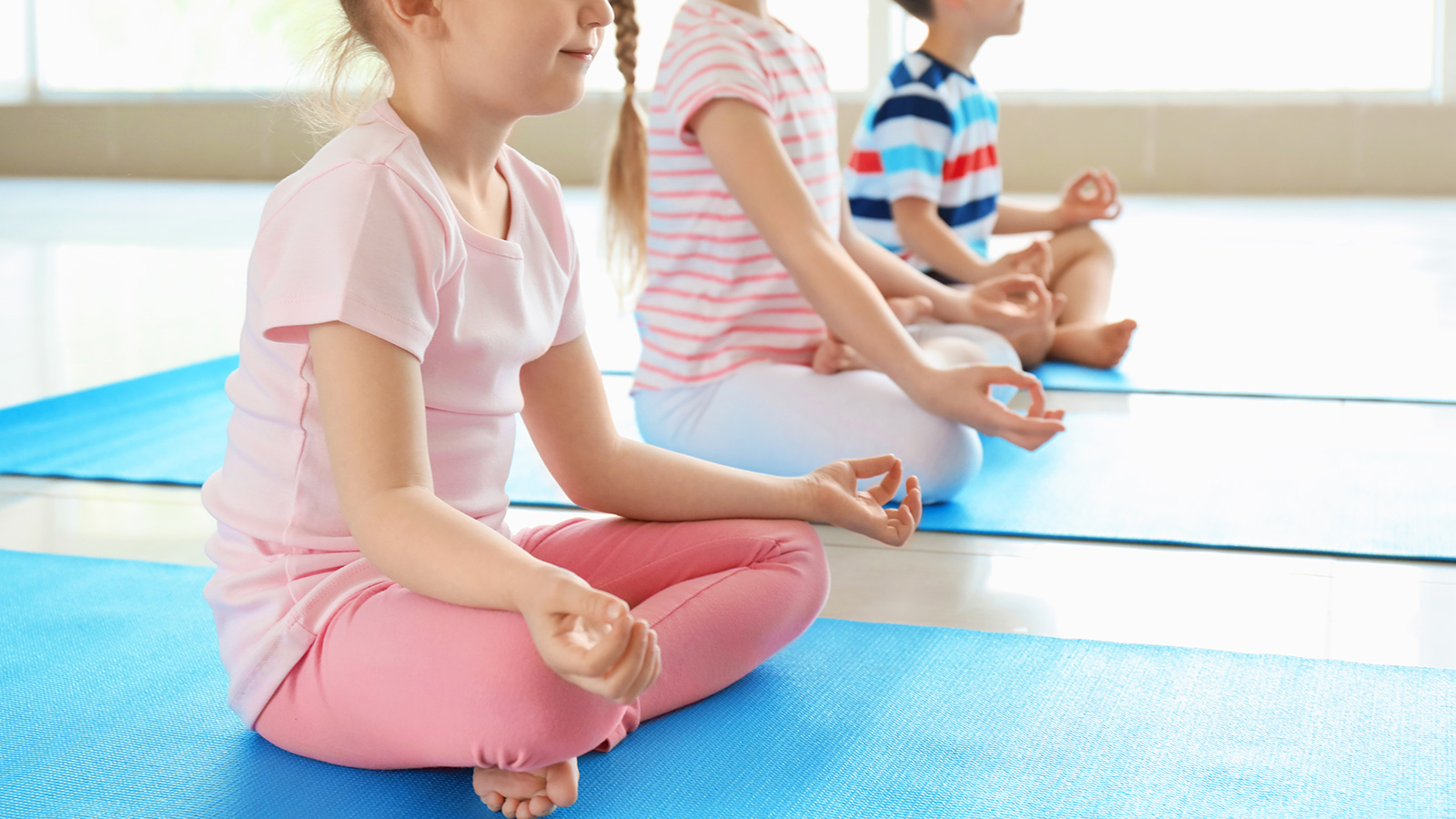 Try these 5 ways to practice mindfulness with your kids