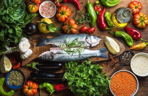 Image for Mediterranean diet may prevent memory loss and dementia, study finds