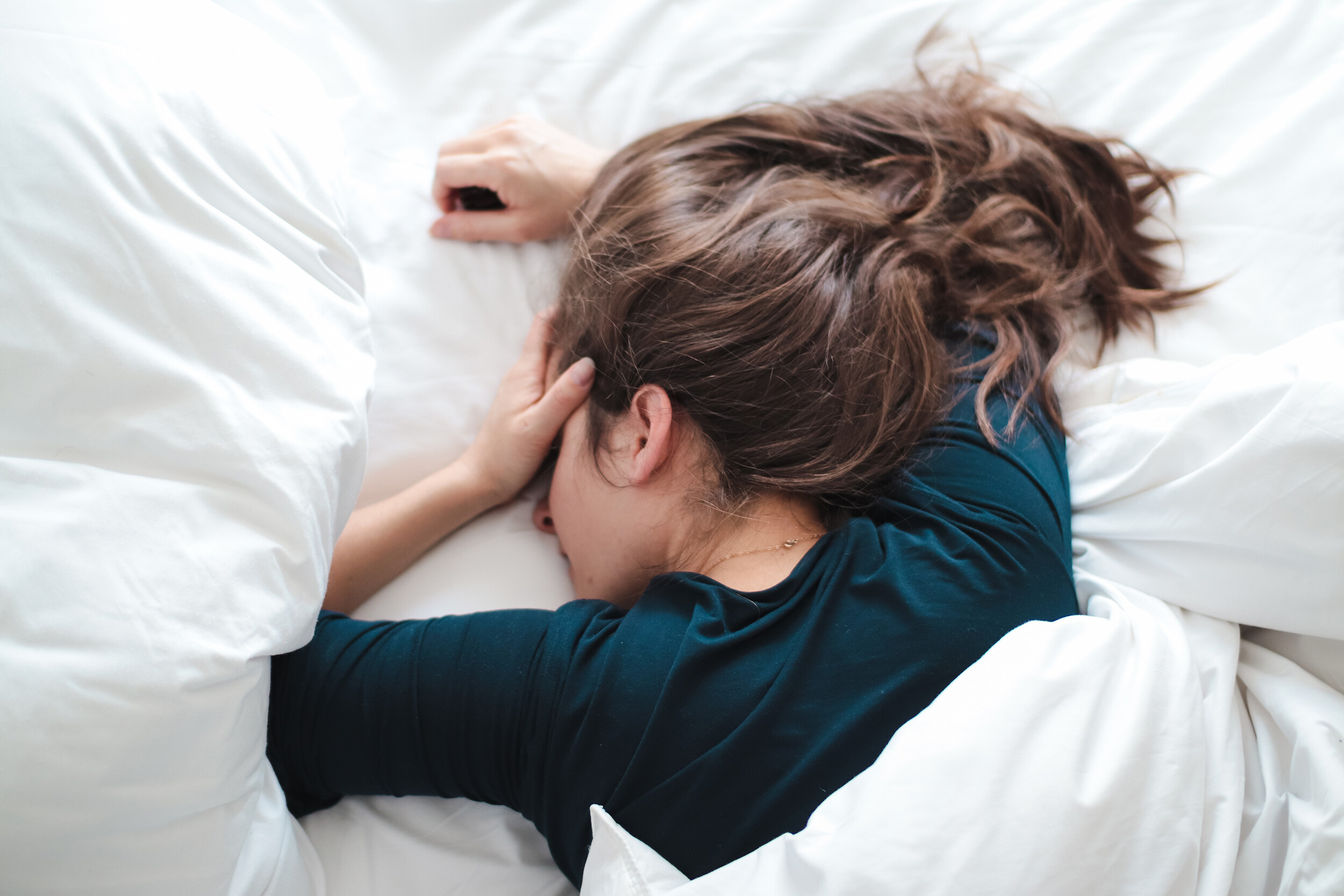 People with migraines get less REM sleep, study finds
