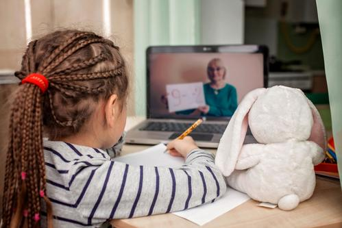 Image for How to help children with ADHD thrive in a virtual schoolhouse