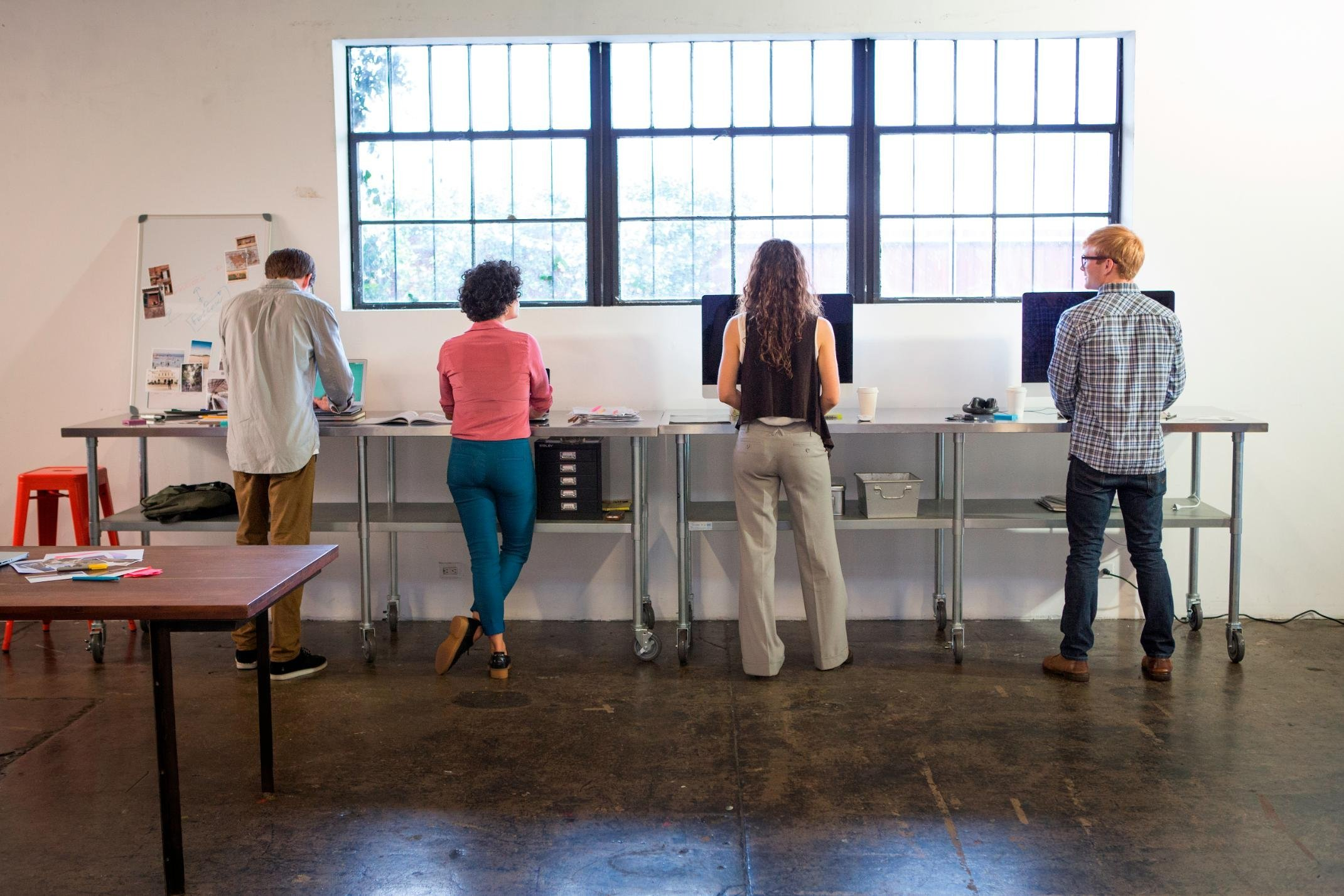 Sit, stand, sit: The new science about how to best use your standing desk