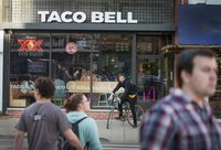 Taco Bell seasoned beef is being recalled over concerns of metal contamination