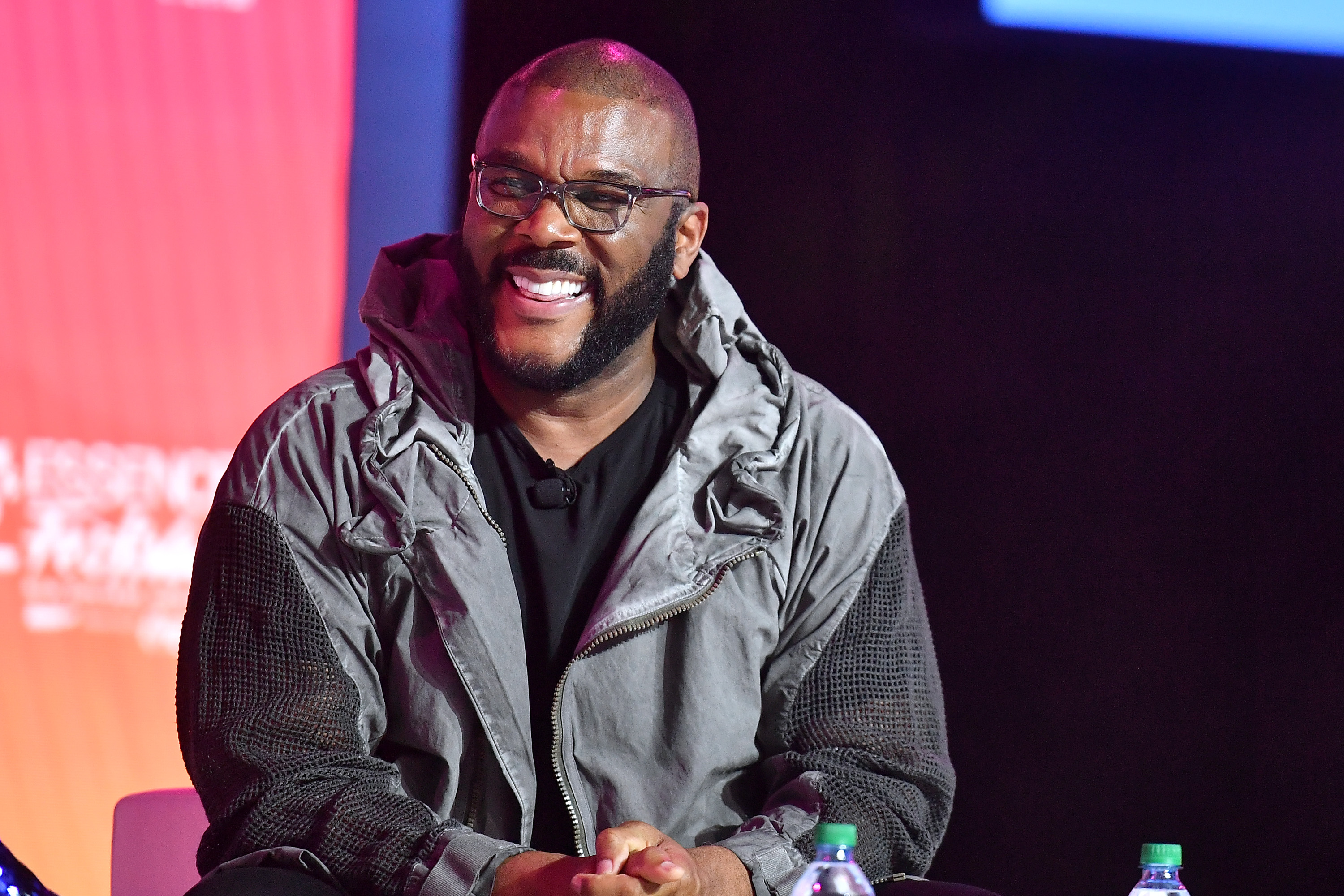Tyler Perry puts his creativity and financial might to get the cameras rolling again