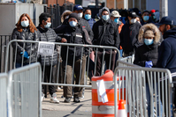 CDC issues travel advisory for New York tri-state area after coronavirus kills more than 2,000