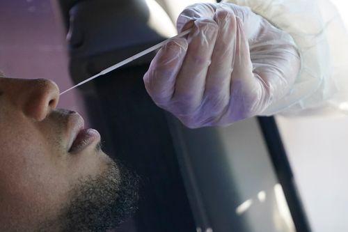 Image for US again surpasses 100,000 daily new cases as Joe Biden preps his coronavirus task force