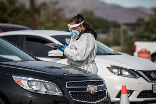 Image for United States nears 10 million coronavirus cases