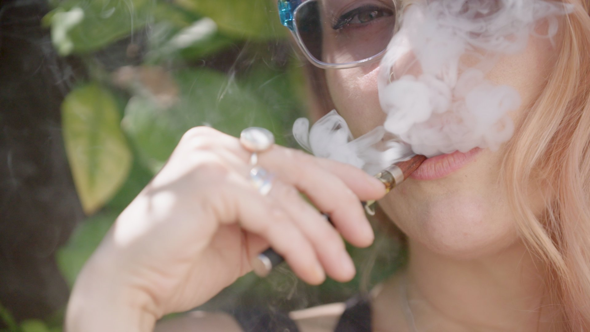 Patients at risk for heart problems should be cautious about using marijuana
