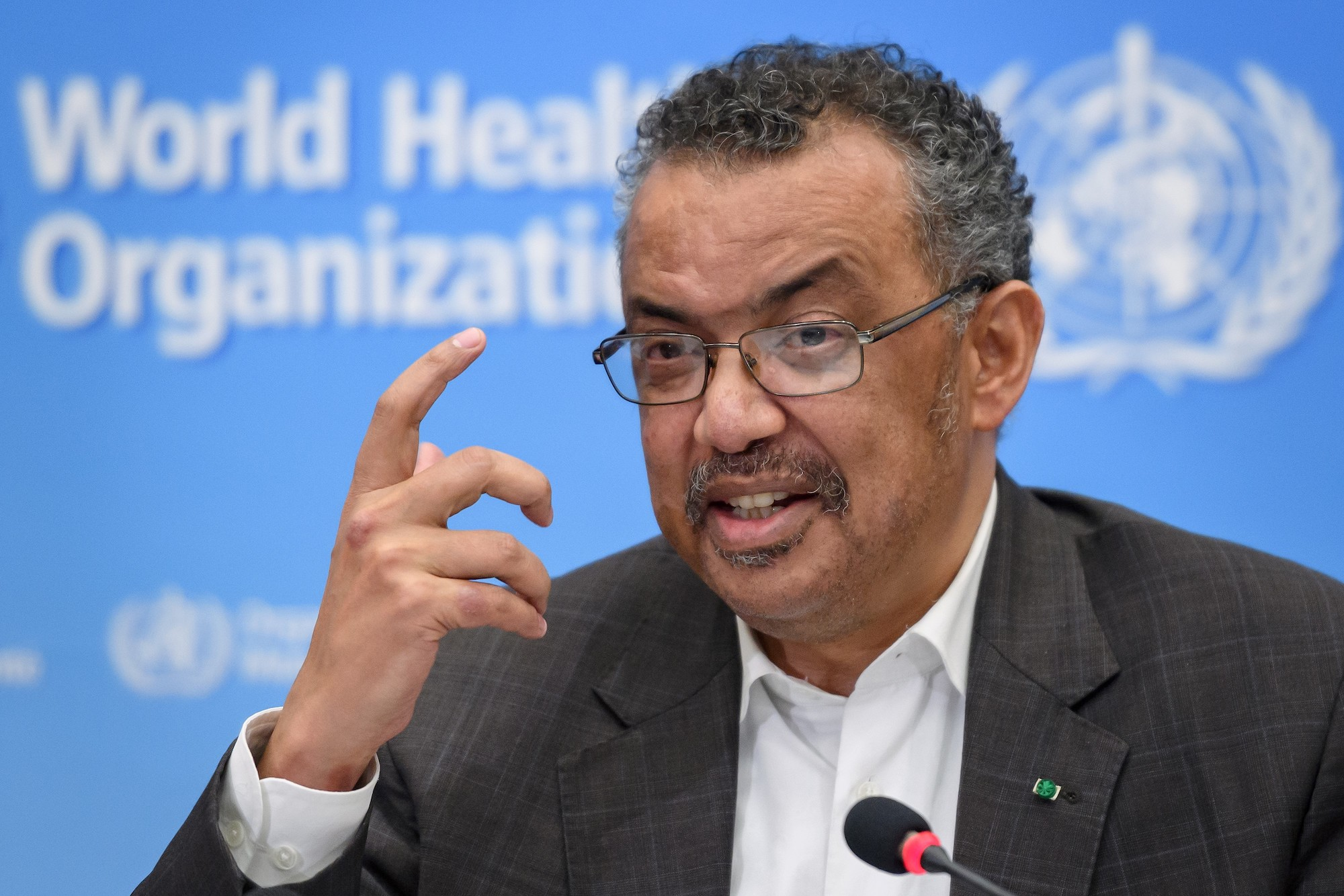 WHO leader is stuck between feuding China and US. It's a situation 'rock star' Tedros has spent his life preparing for