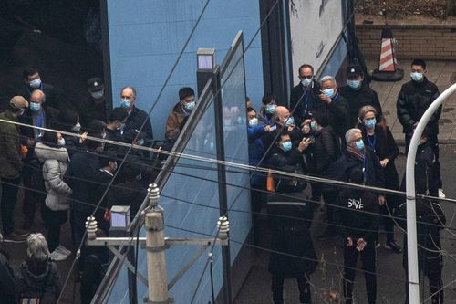 Image for CNN Exclusive: WHO Wuhan mission finds possible signs of wider original outbreak in 2019