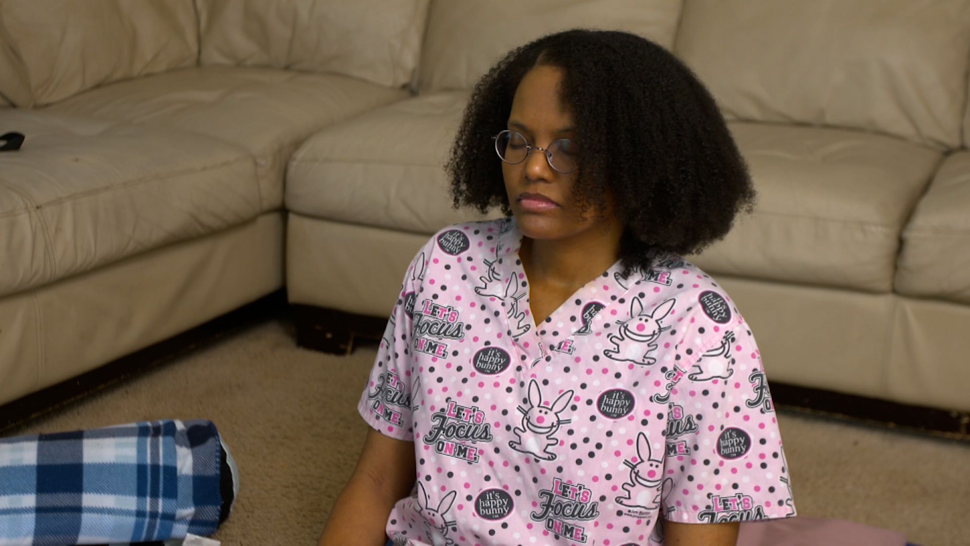 Sickle cell scientist fights for a cure for herself and others